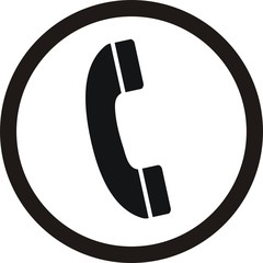 pictogramme téléphone