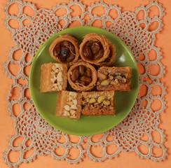 Baklava pastry