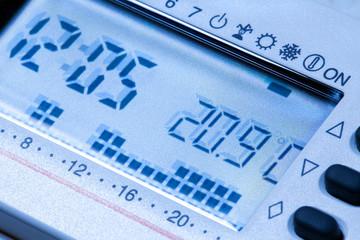 cronotermostato digitale