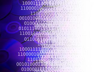 CDs y código binario