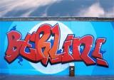 Fototapete Wand - Stadt - Mauer