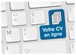 clavier votre CV en ligne