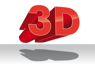 3D Logo Vektor