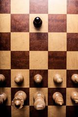 Chess racism