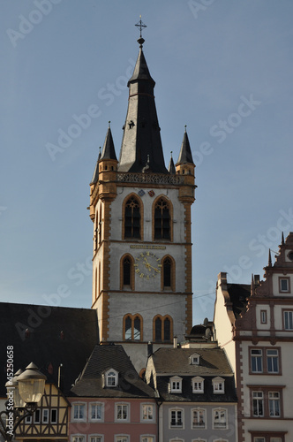Kirche St. Gangolf in Trier