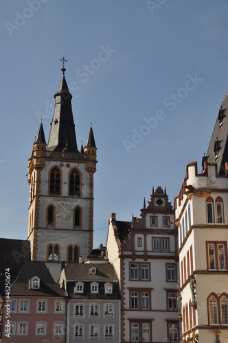 Kirche St. Gangolf in Trier - 45250674