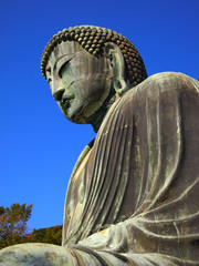 The Giant Buddha of Kamakura, Japan