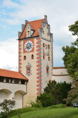 Fussen,citta del'allgau Germania 3