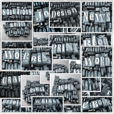 Metal typescript collection poster