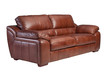 Nice and luxury  sofa great leather furniture in brown color