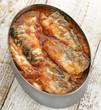Tinned Sardines In Tomato Sauce