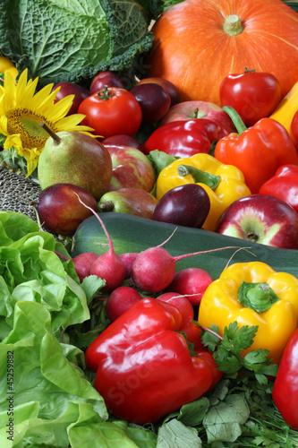 Veggie heap