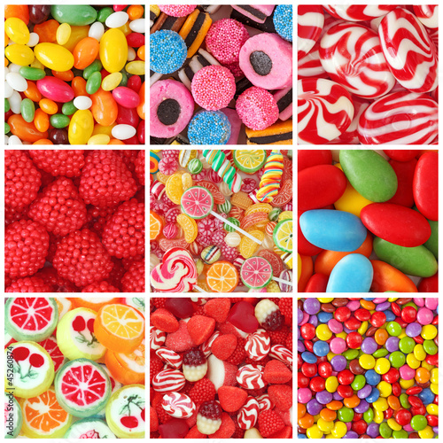 Fridge magnet Sweets