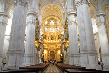 Cattedral de Granada - Granada - Espana
