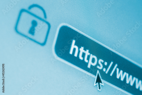 Secure encrypted internet - https