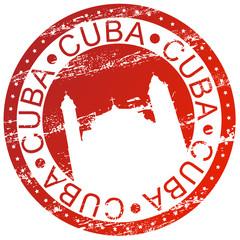 Carimbo - Cuba