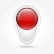 Puntatore 3D_rosso