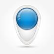 Puntatore 3D_blu