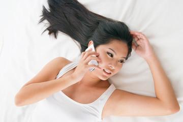 Morning phone call