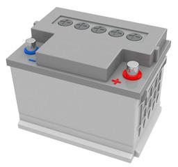Die Autobatterie