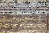 Grungy Brick Background Texture