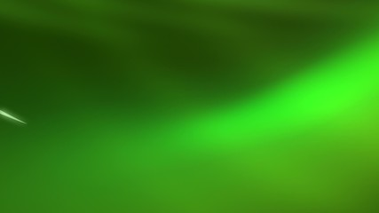 Green Glow Background, perfect loop