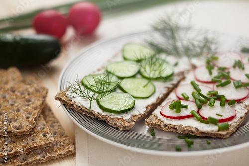 Kanapki dietetyczne - 45287015
