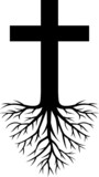Fototapety deep rooted church