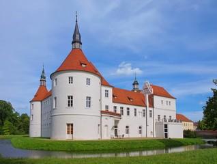 Fuerstlich Drehna Schloss - Fuerstlich Drehna palace 01
