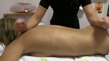 massage tonique