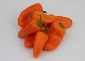 Mini Paprika orange