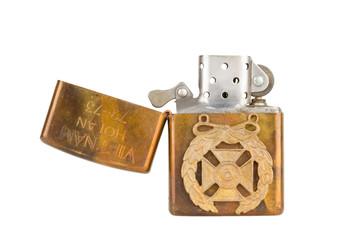 Very old lighter from the Vietnam war