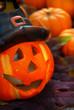 Halloweenlkürbislaterne