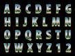 landscape letters