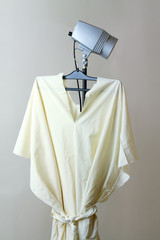 flash in robe