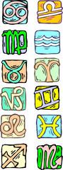 zadiak signs