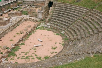 Amphitheater in Triest