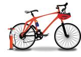 Fototapety Racing Bicycle, illustration