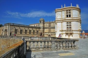 Il Villaggio di Grignan, Francia - il Castello