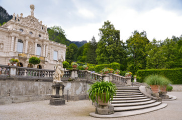 Castello di  Linderhof, Germania 15