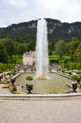 Castello di  Linderhof, Germania 14