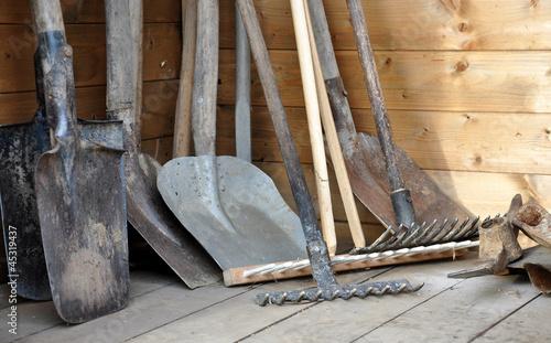 garden tools - 45319437