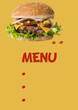Burguer menú