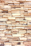 Fototapety Stacked stone wall