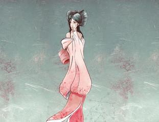 La Geisha smemorata