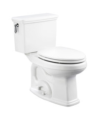 Classical toilet bowl