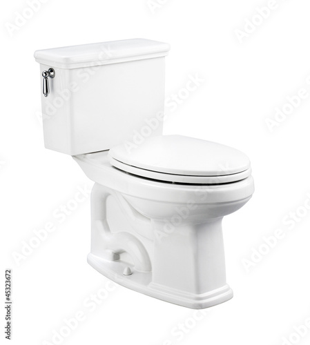 Classical toilet bowl