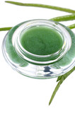 aloe cream with aloe vera-health and beauty