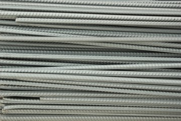 Steel bars or reinforcing bars