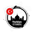 timbre Turquie
